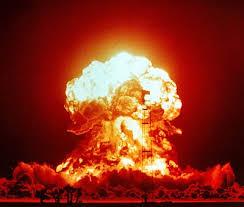 Ядерное оружие Википедия Взрыв однофазной ядерной бомбы мощностью 23 кт Полигон в Неваде 1953 год