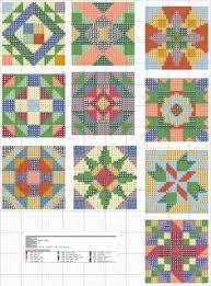 Free Cross Stitch Quilt Block Patterns... no color chart available ... & quilt blocks. Cross StitchesCross Stitch ... Adamdwight.com