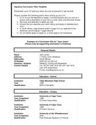 Free Resume Templates Combination Template Word Hybrid Format With