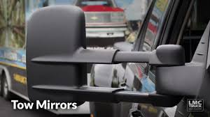 Tow Mirror Sets Upgrade Your Truck's Rear Visibility - LMC Truck ...