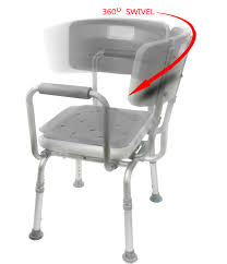 swivel shower chair 2 bath chair bathroom aid mobb home health care