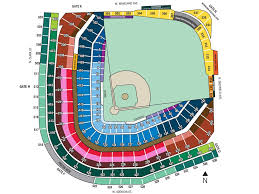 Wrigley Stadium Seating Chart
