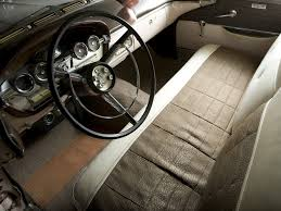 Interior 1958 Edsel Citation 4 Door Hardtop 57b