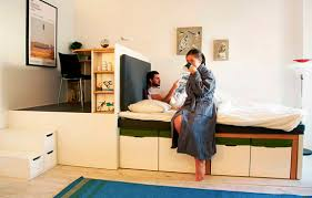 Multifunctional Furniture For Small Bedrooms 2  N