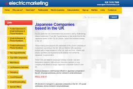 Company Culture: Marketing Mailing Lists of Companies With Non-UK ...