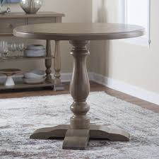 belham living kennedy round counter height 42 in gathering table hayneedle