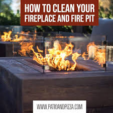 Maintaining Fireplaces Fire Pits Learn How To Maintain