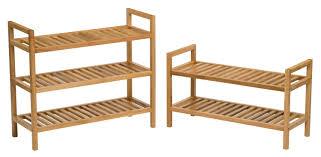 waverly oak 3 tier stackable shoe rack