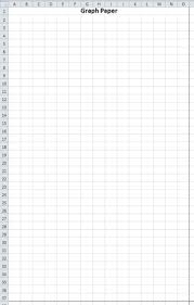 Turn Excel Into Graph Paper Convert Excel Worksheet Into Graph Paper Www Atelyeteknoloji Com