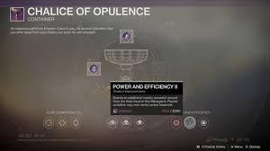 Destiny 2 Chalice Upgrade Guide How To Farm Imperials