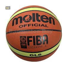 out of stock molten gl6 basketball bgl6 top genuine leather size 6