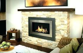 ventless gas fireplace gas fireplace stone gas fireplace with stone surround vent free gas fireplace insert installation