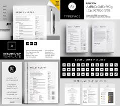 Word Document Template Design Downloadable Word Document Professional Resume Template