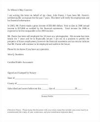 Salary Proof Income Verification Letter From Verify Sample