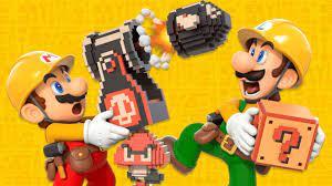 you upload in Super Mario Maker 2 ...