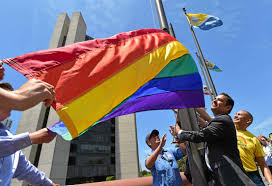 more teens are finding summer jobs that s good news for the the rainbow flag a symbol of peace pride and unity for the lgbtq community will fly high outside city hall for the next couple of months