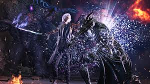 Find the best devil may cry wallpaper on wallpapertag. Devil May Cry 5 Special Edition Slices Its Way Onto Playstation 5 Playstation Blog
