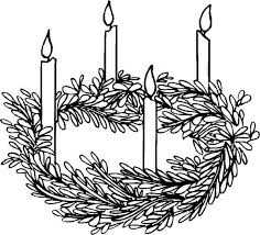Small Picture Four Candles Advent Coloring Pages Batch Coloring