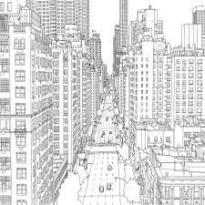 Small Picture City 8 Buildings and Architecture Printable coloring pages