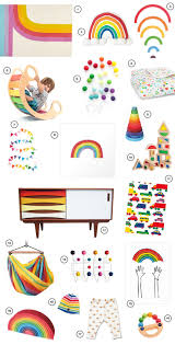 Cozy Feminine Girlu0027s Nursery   Newborn Photography   100 Layer Cakelet · Rainbow  BedroomRainbow Kids RoomsRainbow BabyRainbow Nursery DecorColorful ...