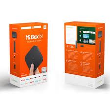 Xiaomi Mi Box S Android 4K TV Box - Black (Global Version)