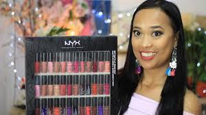 nyx soft matte lip cream vault on tanned skin mac nc42 you
