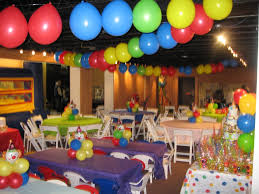 Sports Themed Balloon Decor Circus Carnival Baltimores Best Events