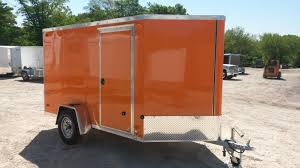 Cabinets For Cargo Trailers R And R All Aluminum Enclosed Cargo Motorcycle And Atv Trailers