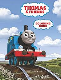 Let your kids to do whatever they want. Thomas And Friends Coloring Book Thomas The Train Great Coloring Book For Kids By Vasandra Green