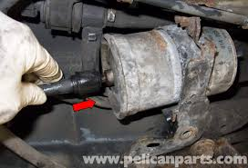 pic09 volvo v70 fuel filter replacement (1998 2007) pelican parts diy on 1998 volvo v70 fuel filter