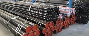 A53 Welded Black Steel Pipe Carbon Steel Pipe