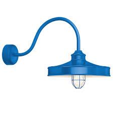 Barn Light Electric Coupon Troy Rlm Lighting Nc16mfggblu3ll23 Blue Nostalgia Single