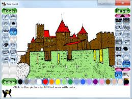 How To Color Using Tux Paint 6 Steps With Pictures Wikihow