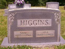 Ida Higgins (1887-1973) - Find A Grave Memorial