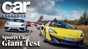 <b>Sports Car</b> Giant Test 2019 | CAR - YouTube