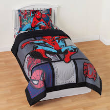 stunning design spiderman queen comforter set marvel spider man size