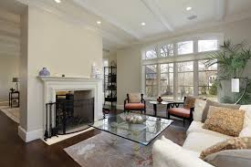 dark hardwood floors. Modren Dark Contemporary Dualsided Living Room With Dark Hardwood Floors Throughout Dark Hardwood Floors W