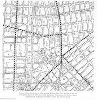 how the other half lives  a map of the area jacob riis surveyed while collecting material for how the other half lives