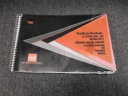 1993 chevy kodiak c5500 c6500 c7500 c8500 electrical wiring diagram image is loading 1993 chevy kodiak c5500 c6500 c7500 c8500 electrical