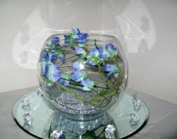 Fish Bowl Decorations For Weddings Vase Fish Bowl Wedding Centerpiece Ideas Stunning Fish Bowl 60