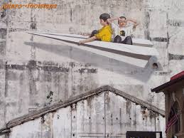 on mural wall art ipoh with footsteps jotaro s travels gallery street art of ipoh