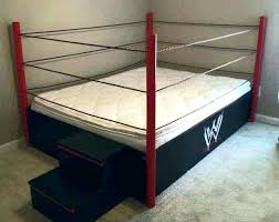 wwe bed sheets contemporary twin bed set beautiful wrestling ring bed custom home made frame with wwe bed sheets