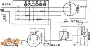 index 114 electrical equipment circuit circuit diagram seekic com wiring diagram of window type air conditioner huali kcd 23 type window type air conditioner diagram