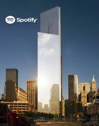 spotify york office spotify. 4 World Trade Center Hits Full Occupancy With Spotify Exercising Their Expansion Option York Office