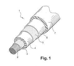 US20170309366A1 - Electrical Device Comprising a Cross-linked Layer -  Google Patents