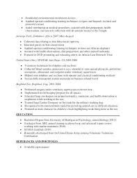 Dog Trainer Resume Personal Trainer Resume Sample Unforgettable