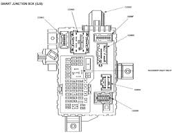 2010 ford mustang fuse diagram ricks auto repair advice ricks 2010 ford mustang fuse box layout for smart junction box