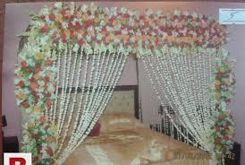 bridal wedding bedroom decoration ideas