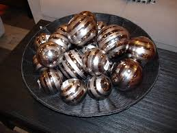 Decorative Bowls With Orbs Decorating Wonderful And Decorative Orbs For Home Especially For 14