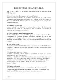 Contract Accountant Resume Sample Accounting Resume No Experience